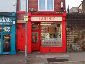 Sharrow Vale Barber Shop