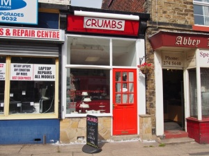 Crumbs, Abbey Lane, Shefield S8
