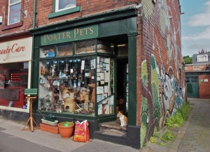 Porter Pets Sharrow Vale Road Sheffield S11