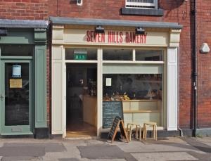 Seven Hills Bakery, Sharrow Vale Road Sheffield