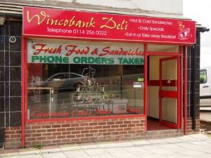 Wincobank Deli Sheffield