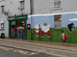 1. Betty's Traditional Fish And Chips Sheffield