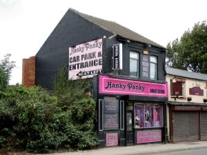 Hanky Panky Attercliffe Road, Attercliffe, Sheffield