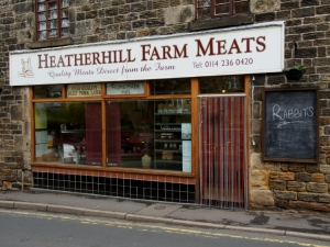 Heatherhill Farm Meats High St, Sheffield, South Yorkshire S17 3GU