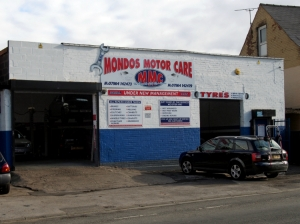 Mondos Motor Care 205 Wincobank Ave, Sheffield, South Yorkshire S5 6BD