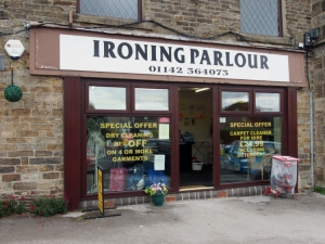 Ironing Parlour, Totley, Sheffield