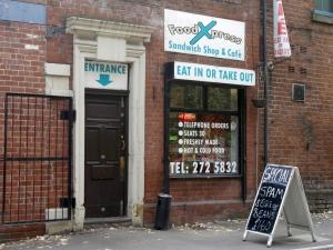 Food Xpress, Leveson Street Sheffield