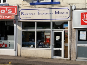 Sheffield Transport Models S