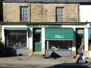 1. Ellis's Sheffield
