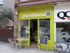 2 Grace & Flavour, 10 Orchard Street, Sheffield,  S1 2GX