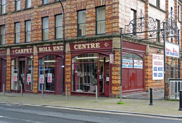 Carpet Roll End Centre S