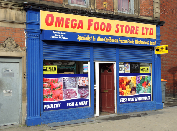 Omega Food Store S