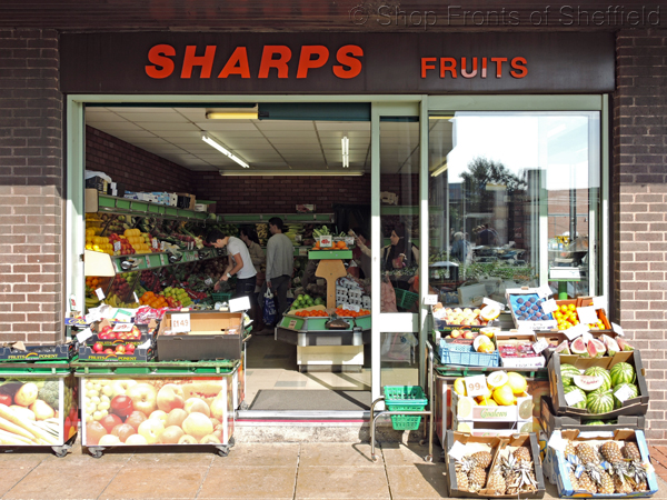 1. Sharps Fruit and Veg, South Lane Sheffield  s-sharps-2